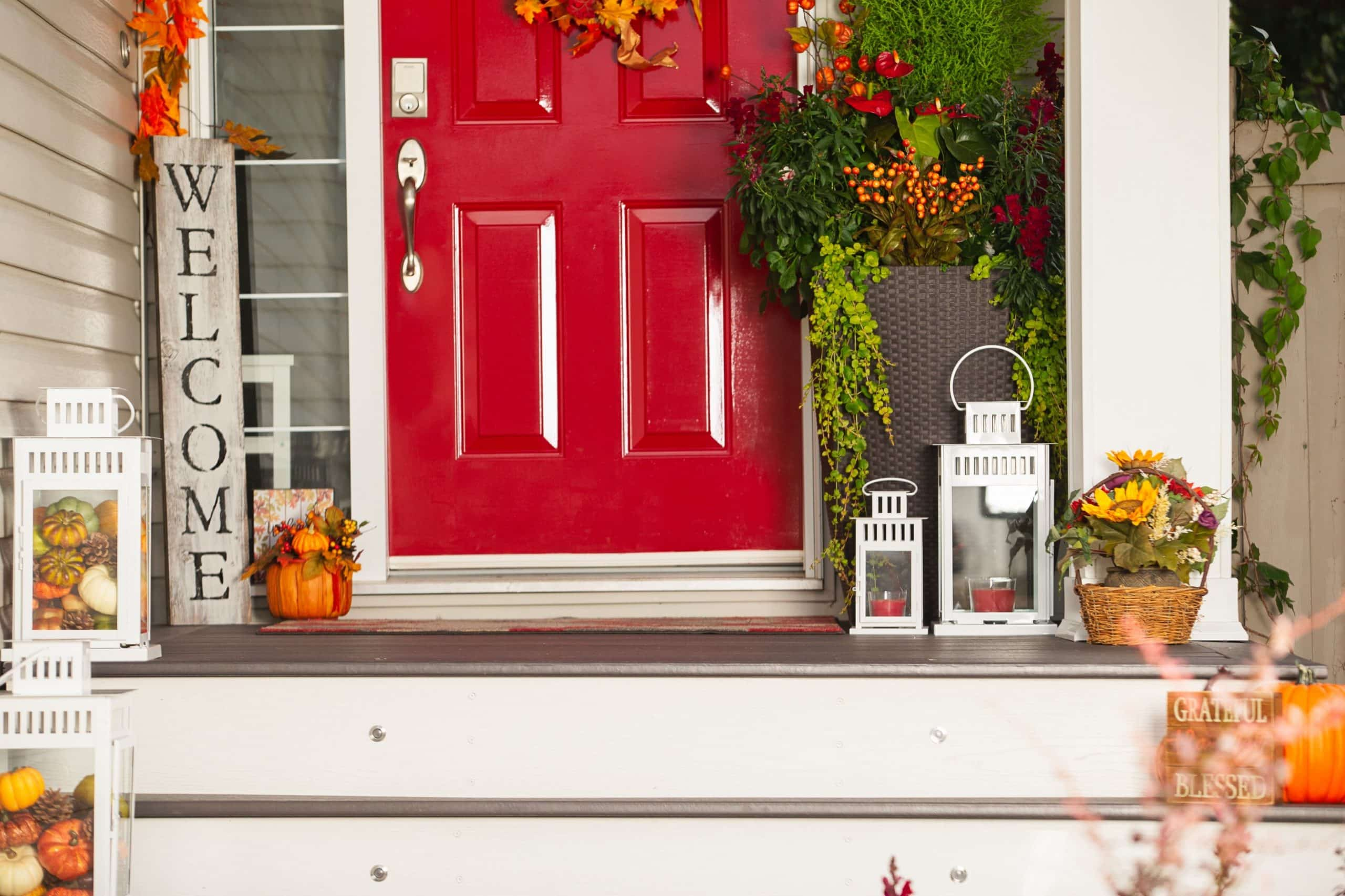 """Featured image for """"Home Curb Appeal Tips"""""""